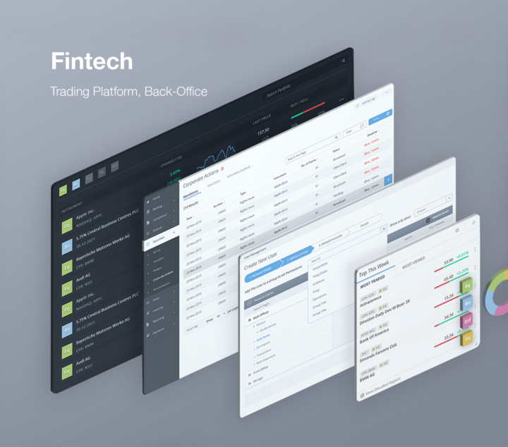 Fintech Back Office